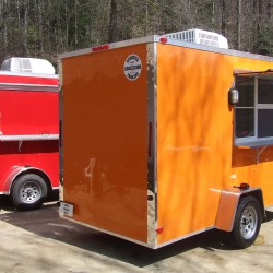 (#0022) Concession Trailers by Advanced