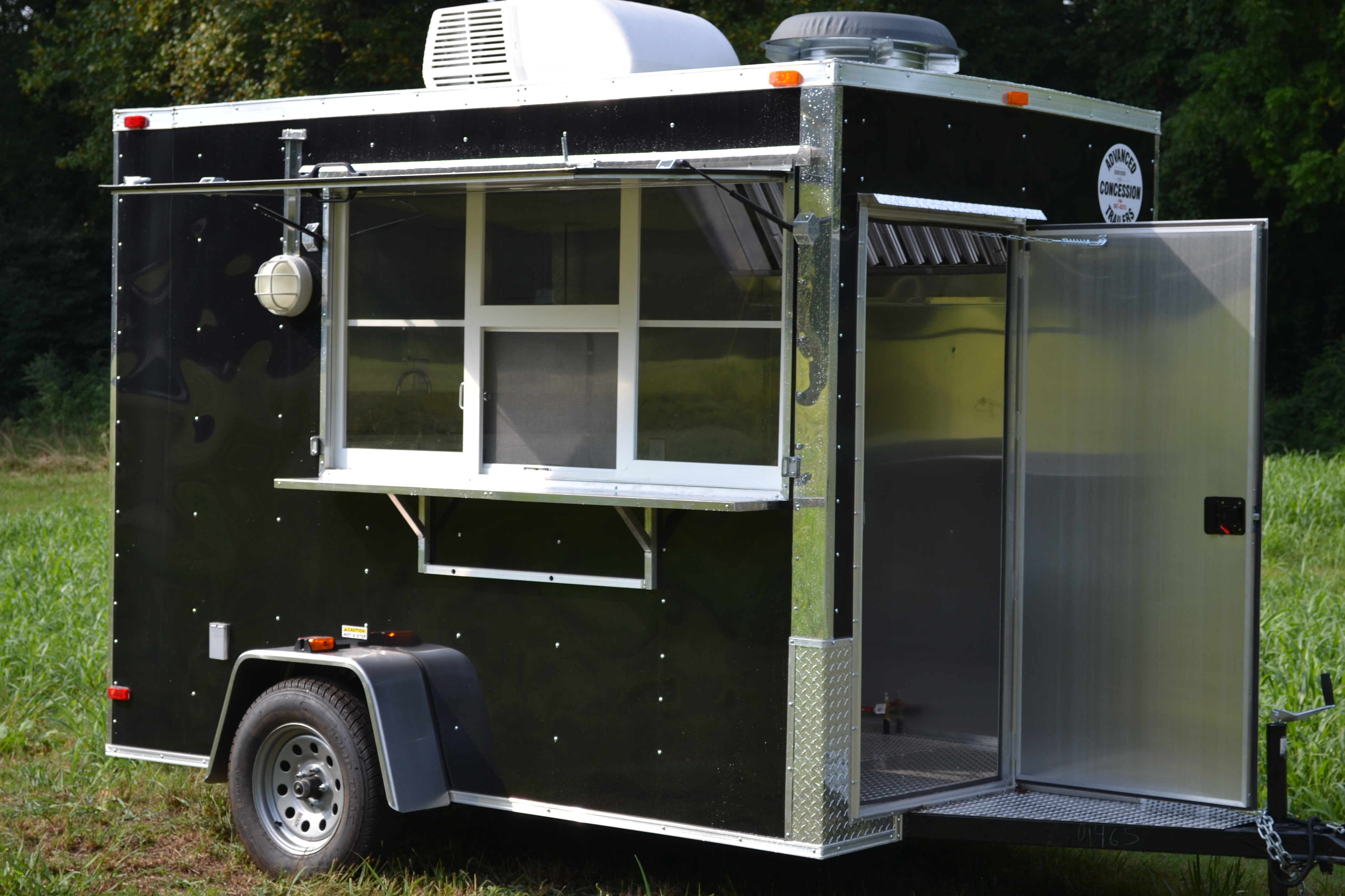 Blueprint Of A House Concession Trailer And Food Truck Gallery Advanced