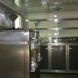 (#2034) Cabinet, Shelving and Yogurt Machines