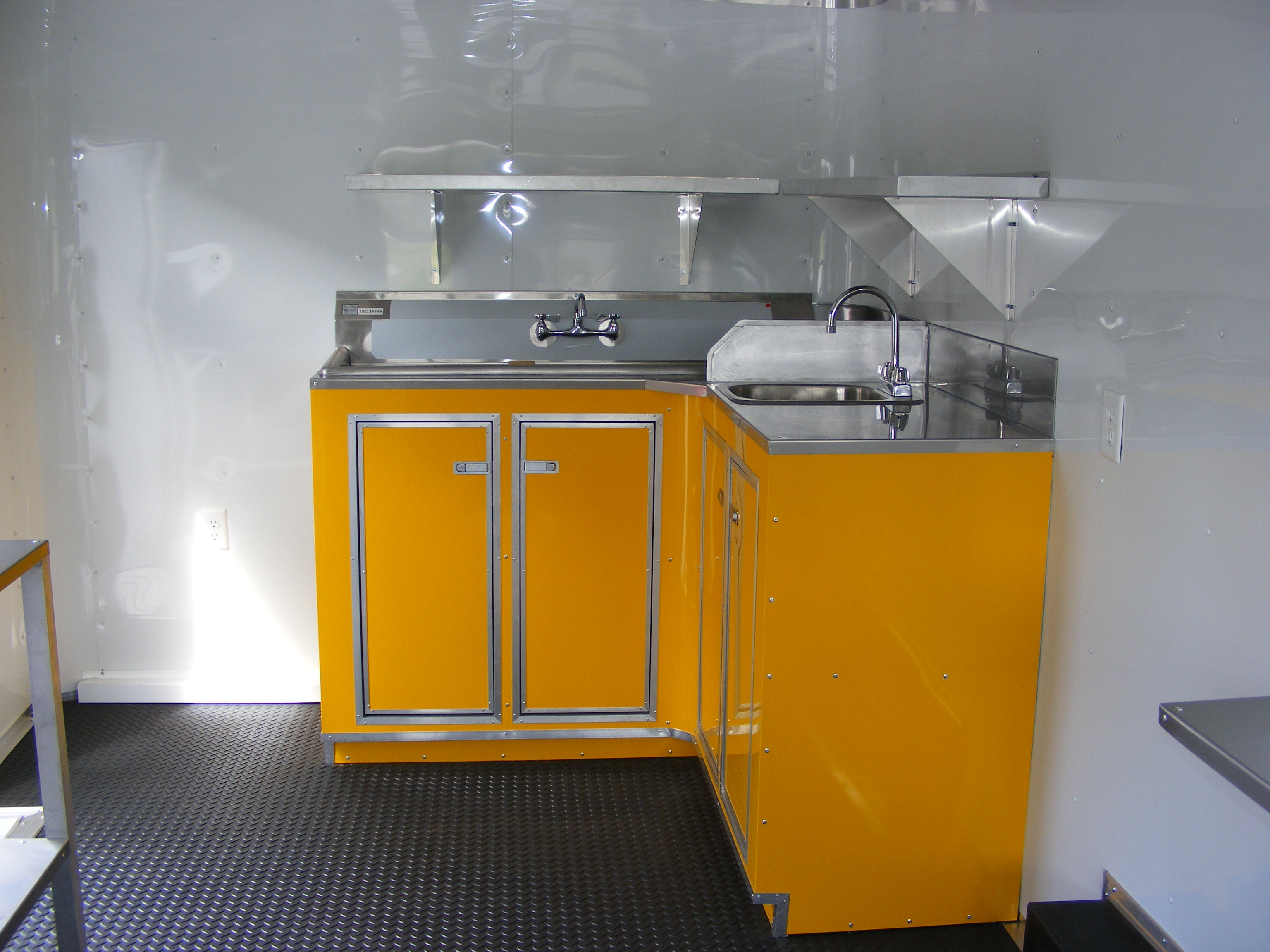 Interior View Amp Concession Equipment Advanced Concession
