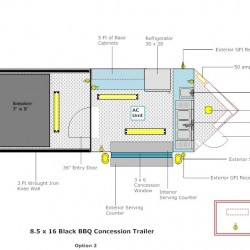 Astounding Floor Layouts Advanced Concession Trailers Wiring 101 Eattedownsetwise Assnl